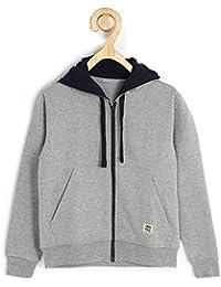 Alan Jones Clothing Boys Cotton Hooded Sweatshirt