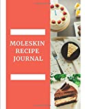 moleskin recipe journal: This book is for Record information Food transaction For ease of recording Store recipes such as recipe binder and recipe ... in and recipe journal or recipe book holder