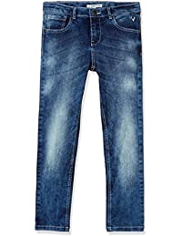 Allen Solly Junior Boys' Straight Fit Jeans