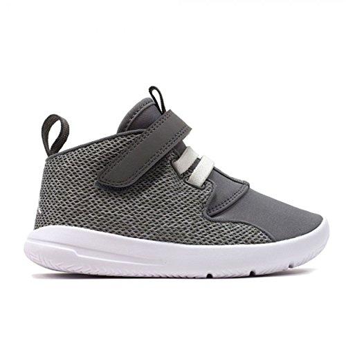 Nike Jordan , Baby Jungen Lauflernschuhe grau Grey/White, grau - Grey/White - Größe: 17