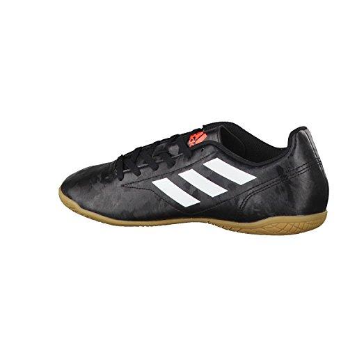 adidas Conquisto Ii In, Scarpe da Calcio Allenamento Uomo Multicolore (Core Black/Ftwr White/Solar Red)