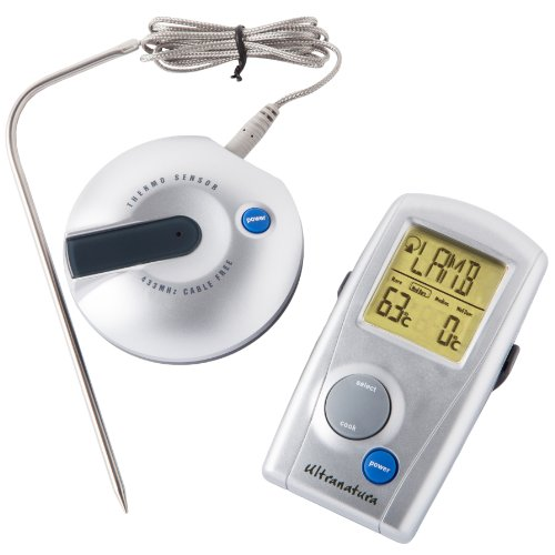 Ultranatura BBQ Thermometer TM-50 (Lamm-gurt)