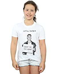 Justin Bieber Girls What Do You Mean T-Shirt