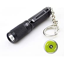 ThruNite Ti3 Mini EDC Cree XP-G2 R5 LED Torcia AAA della torcia Max120 Lumen (Neutral White)