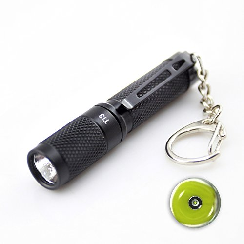 ThruNite® Ti3 Mini EDC Cree XP-G2 R5 LED Taschenlampe Torch AAA Max 120 Lumen (Neutral weiß)
