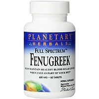 Full Spectrum Fenugreek 600 mg - 60 - Tablet preisvergleich bei billige-tabletten.eu