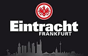 Tradecon Eintracht Frankfurt Zimmerfahne