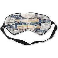 Sleep Eye Mask Glitch Art Lightweight Soft Blindfold Adjustable Head Strap Eyeshade Travel Eyepatch E5 preisvergleich bei billige-tabletten.eu