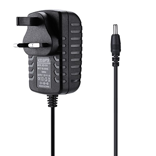 VBESTLIFE Power Supply Adapter, 21W 15V 1.4A AC/DC Power Adapter Charger for Amazon Echo/Fire TV(UK Plug)