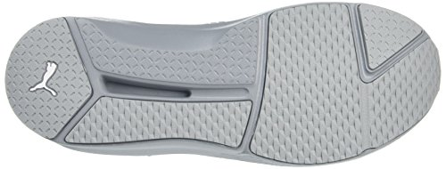 Puma Damen Fiercequiltedq4 Sneakers Silber (QUARRY-SILVE 02QUARRY-SILVE 02)