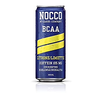 Nocco BCAA Zitrone