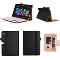 "ASUS T102HA Funda,ISIN ASUS Transformer Mini T102HA 10.1"" 2 en 1 Convertible Windows 10 Tablet PC Laptop con Correa para la Mano,Soporte para Lápiz Táctil y Ranuras para Tarjetas (Negro)"