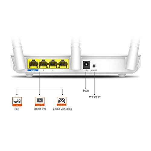 Mi Router 3 | Mi 3C Router (White, Not a Modem)