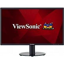 "Viewsonic VA2719-sh 27"" Full HD IPS Negro Plana pantalla para PC - Monitor (68,6 cm (27""), 1920 x 1080 Pixeles, LED, 5 ms, 300 cd / m², Negro)"