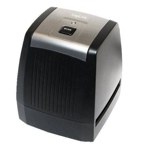 LogiLink DS0002 USB Dia Scanner mit Display