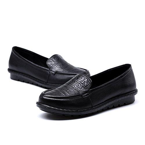 Chaussures femme/Mamans fashion chaussures de loisirs/ la lettre imprimé chaussures/Chaussures de fond mou A
