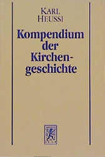 Kompendium der Kirchengeschichte / Kompendium der Kirchengeschichte