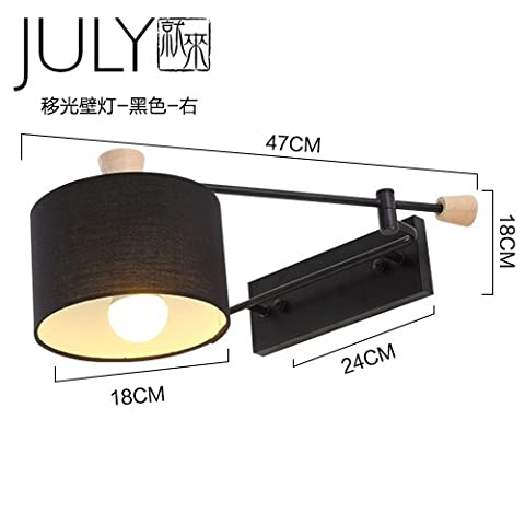 YCWL Nordic modern style living room bed lamps American-style restaurant