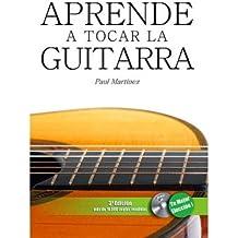 Aprende A Tocar La Guitarra (+ 1 CD)