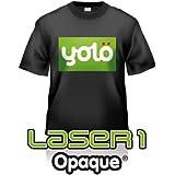 Laser 25 feuilles A4 de Papier opaque ® transfert sur T-shirts