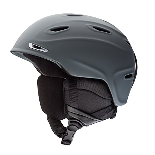 SMITH Herren Helm Aspect Matte Charcoal, L/59-63