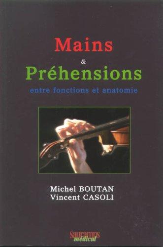 Mains & Préhensions : Entre fonctions et anatomie