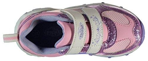 Character , Mädchen Sneaker One Size Frozen Pink