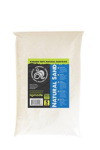 KOMODO Natural Sand, 5 kg