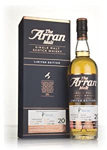 Arran 20 Year Old 1996 Single Malt Whisky by Arran