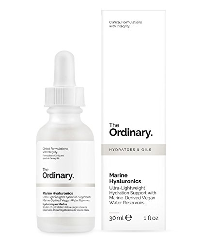 The Ordinary Marine Hyaluronics Ultra-Lightweight Hydration Support with Marine-Derived Vegan Water Reservoirs 30ml