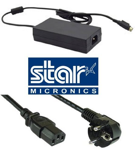 Star Netzteil für TSP200/ TSP600 / TSP650/ TSP700/ TSP800/ TSP1000/ SP298, PS60A-24, FVP10