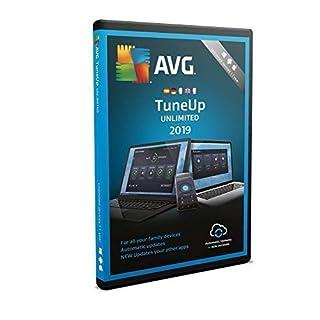 AVG TuneUp 2019 | Unbegrenzt | 1 Jahr