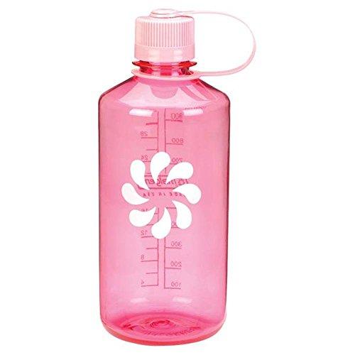 Nalgene Narrow Mouth Tritan Bottle, Pink, 32 oz by Nalgene -