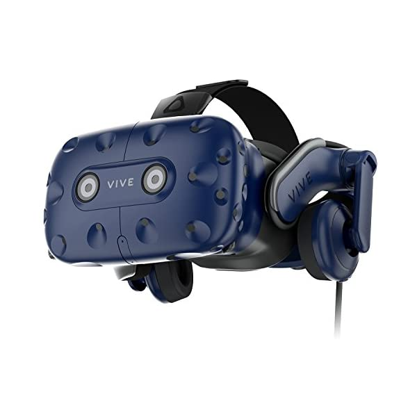 htc vive pro vr virtual reality headset HTC Vive Pro VR Virtual Reality Headset 41RS8msZw 2BL