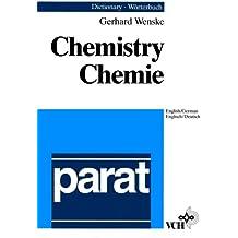 Dictionary of Chemistry - Set. Deutsch/Englisch - English/German: parat Dictionary of Chemistry English/German. parat Wörterbuch Chemie Englisch/Deutsch (Dechema Monographien = Dechema Monographs,)
