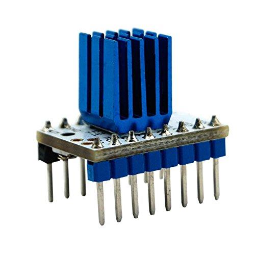 SODIAL TMC2208 V1.0 Schrittmotor Stumm Treiber leise hervorragende Stabilitaet und Schutz fuer 3D-Drucker