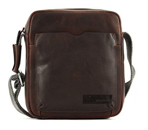 strellson Goldhawk Shoulder Bag XSVZ Brown