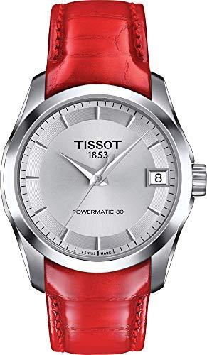Tissot COUTURIER POWERMATIC 80 T035.207.16.031.01 Orologio automatico donna