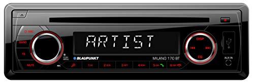 """Blaupunkt 2001017123466""""Milano 170 BT Auto-Radio schwarz"""