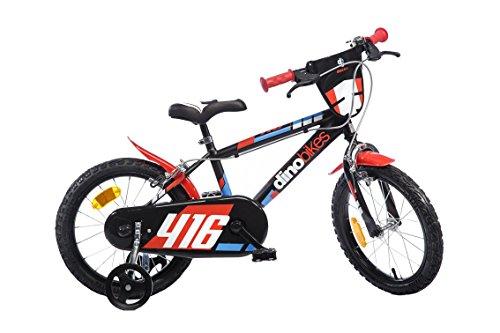 Dinobikes Dino Bikes-416US Bicicletta Ragazzo Marca 16Pollici di 5a 8A