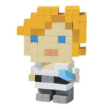 Pixel Pops – Star Wars – Luke Skywalker – Personnage Pixel 3D à Construire