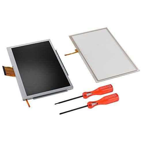 ldschirm + Touchscreen Digitizer Schraubendreher-Tools Kit Repair Tool für Nintendo Wii U Gamepad ()