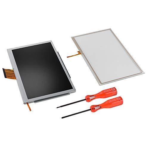 XCSOURCE AC1512 Ersatz-LCD-Bildschirm + Touchscreen-Digitizer + Schraubendreher Werkzeug Kit Reparatur Tool für Nintendo Wii U Gamepad Touch-screen-tools