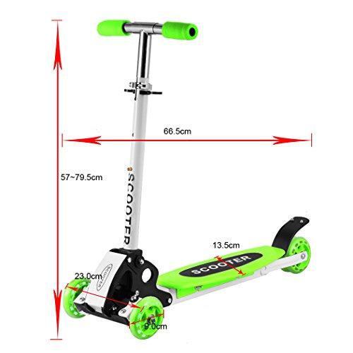 Ancheer Kickboard-Scooter - Roller Kinderroller Tretroller Kinderscooter -