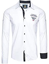 Mens 8269 Long Sleeve Casual Shirt Carisma 100% Original Online Wholesale Price Cheap Price Discount Outlet Locations Outlet Cheap Quality 8Q6BVCTv