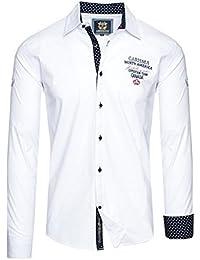 Mens 8269 Long Sleeve Casual Shirt Carisma