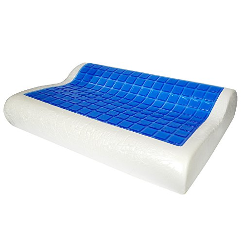 sz-saien-cooling-pillowsuper-soft-and-comfortable-reversible-memory-foam-with-cool-gel-standard-size