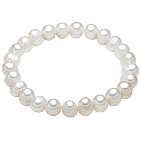 Valero Pearls - Bracelet de perles - Perles de culture