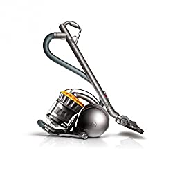 Dyson DC33c Origin bagless vacuum cleaner incl. Reversible floor nozzle with suction power regulation, combination & upholstery nozzle, vacuum cleaner with energy efficiency class A