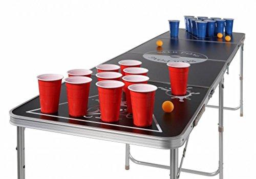 Bier - Pong - Set (ohne Tisch) (Bier Ping-pong-tisch)